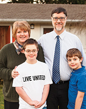 United Way of Snohomish County: James